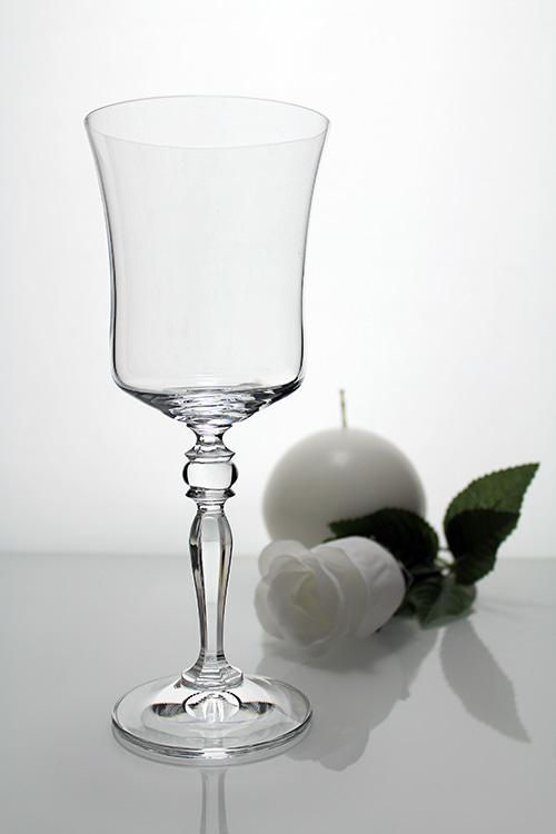 Cristaler a de bohemia grace 24 piezas dise o cl sico y for Cristaleria copas