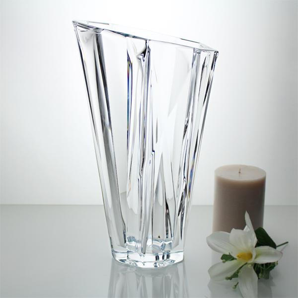 Jarr n florero de cristal de bohemia dise o y elegancia for Jarron cristal